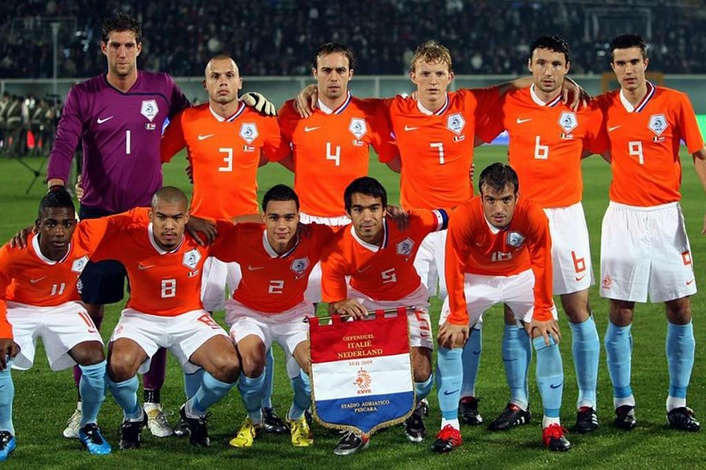 Dutch Soccer Team Roster Euro 2012